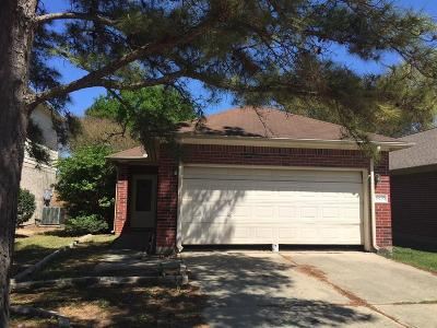 Tomball Single Family Home For Sale: 18130 Campbellford Drive