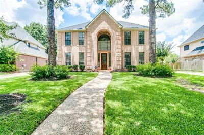 Katy Single Family Home For Sale: 20606 Chadbury Park Drive