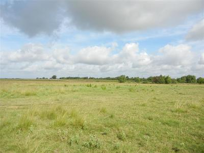 Waller Farm & Ranch Option Pending: Blinka Road
