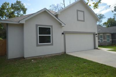 Houston Single Family Home For Sale: 4222 Kewanee Street