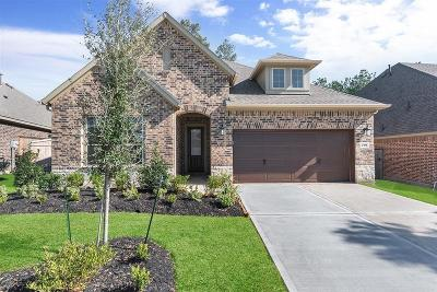 Conroe Single Family Home For Sale: 249 Trillium Park