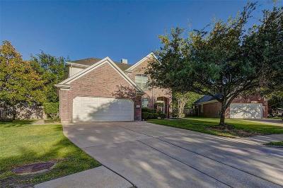 Katy Single Family Home For Sale: 6619 Faulkner Ridge
