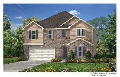 Richmond Single Family Home For Sale: 25211 Farmdale Lane