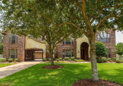 Friendswood Single Family Home For Sale: 324 Northcliff Ridge Lane