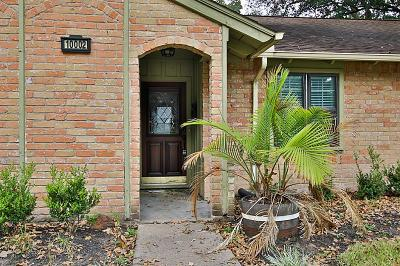 Houston Single Family Home For Sale: 10002 Warwana Road