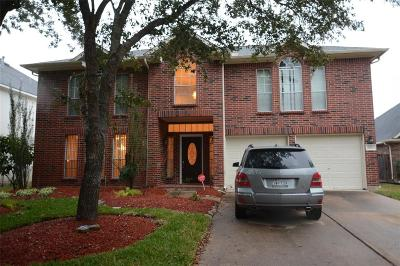 Katy Single Family Home For Sale: 2219 Wittman Court