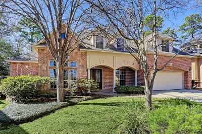 Indian Springs, Woodlands Village Indian Springs Single Family Home For Sale: 78 S Horizon Ridge Court