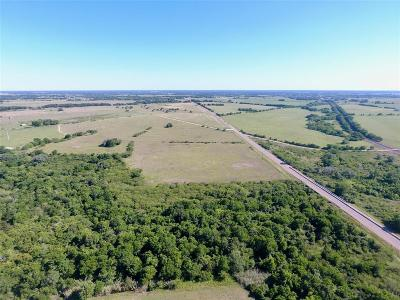 Lavaca County Country Home/Acreage For Sale: Tract 1 Cr 322