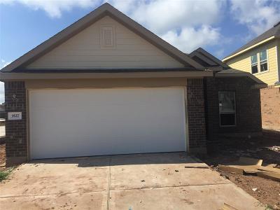 Richmond Single Family Home For Sale: 3527 Lark Ascending Lane