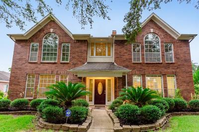 Sugar Land Single Family Home For Sale: 4411 Three Rivers Drive