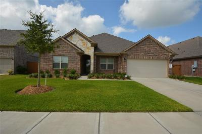 Texas City Single Family Home For Sale: 2723 Cumberland Drive