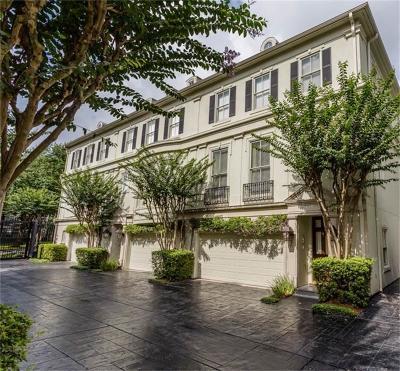 Houston Condo/Townhouse For Sale: 122 Oak Place Drive