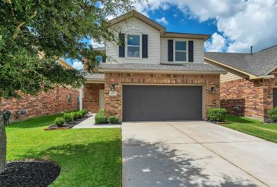 Single Family Home For Sale: 8015 Oxbow Manor Lane