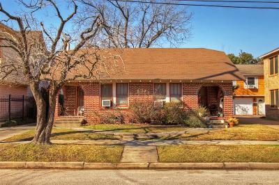 Houston Multi Family Home For Sale: 1712 Park Street
