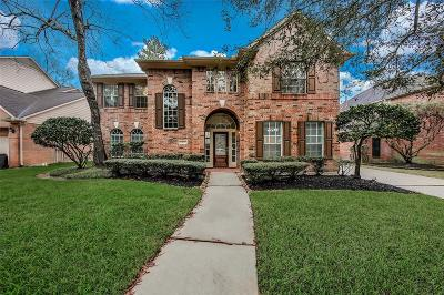 Kingwood Single Family Home For Sale: 3102 Willow Wood Trail