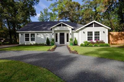 Garden Oaks Single Family Home For Sale: 842 W 43rd Street