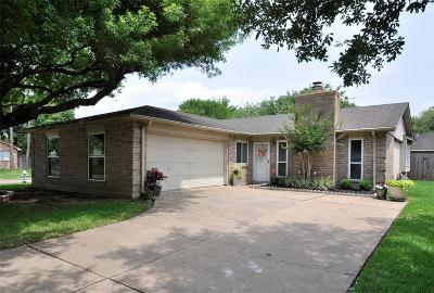 Sugar Land Single Family Home For Sale: 2703 Quarry Hill Road