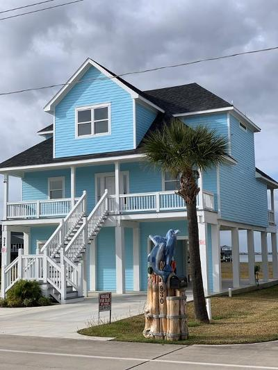 Tiki Island Single Family Home For Sale: 934 Tiki Drive