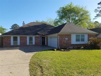 Montgomery Single Family Home For Sale: 12010 Walden Road