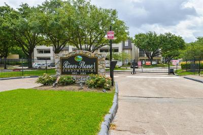 Houston Condo/Townhouse For Sale: 3045 Walnut Bend Lane #26