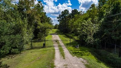 Crosby Residential Lots & Land For Sale: 13702 Saddle Ridge