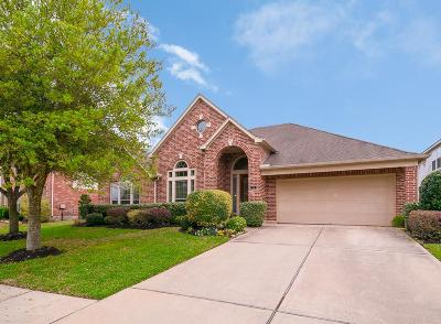 Friendswood Single Family Home For Sale: 112 Lamar Canyon Lane