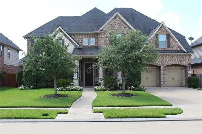 Katy Single Family Home For Sale: 27823 Walsh Crossing Drive