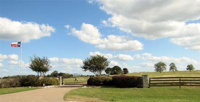 Austin County Farm & Ranch For Sale: 7511 Fm 949 Road