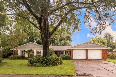 Houston Single Family Home For Sale: 1611 Redway Lane