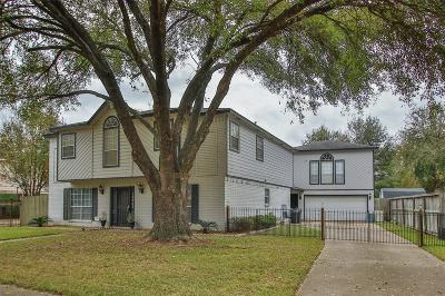 Jersey Village Single Family Home For Sale: 16033 Crawford Street