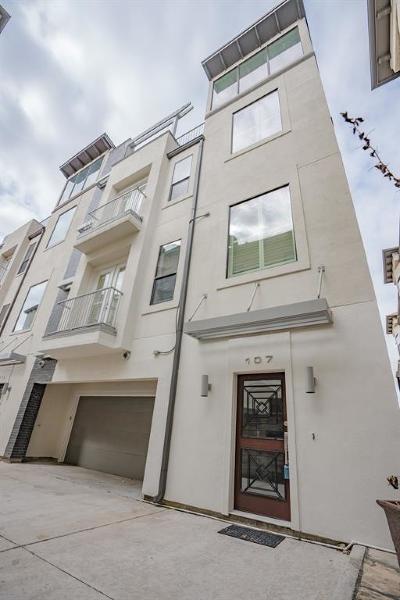 Midtown Single Family Home For Sale: 107 Tuam Street