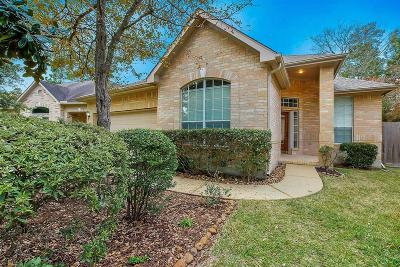 The Woodlands Single Family Home For Sale: 115 Ascot Way Court