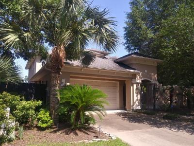 Houston Single Family Home For Sale: 3347 Chartreuse Way