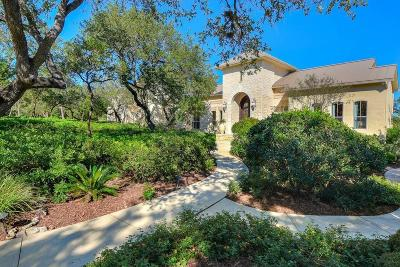 New Braunfels TX Single Family Home For Sale: $1,380,000