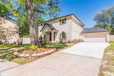 Cypress Single Family Home For Sale: 12502 Campsite Trail