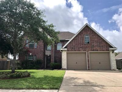 Pearland Single Family Home For Sale: 3625 Oak Crossing Drive