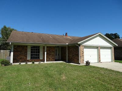 Pasadena Single Family Home For Sale: 1403 Parry Sound