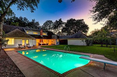 Harris County Single Family Home For Sale: 12426 Pinerock Lane