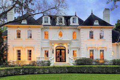Houston Single Family Home For Sale: 6 Pine Tree Lane