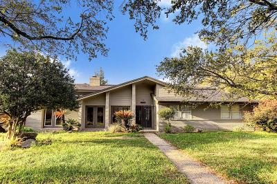 Meyerland Single Family Home For Sale: 5238 Caversham Drive