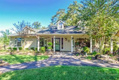 Magnolia Single Family Home For Sale: 11931 Presley Drive