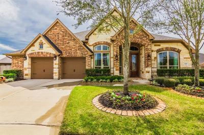 Katy Single Family Home For Sale: 2818 Crescent Valley Court