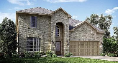 Crosby Single Family Home For Sale: 718 Companion Drive