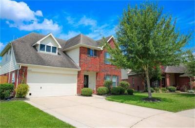 Deer Park Single Family Home For Sale: 2602 Crestmont Drive