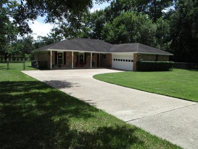 Conroe Single Family Home For Sale: 18344 Nightingale Drive