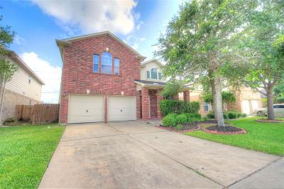 Pearland Single Family Home For Sale: 11406 Hidden Bay Drive