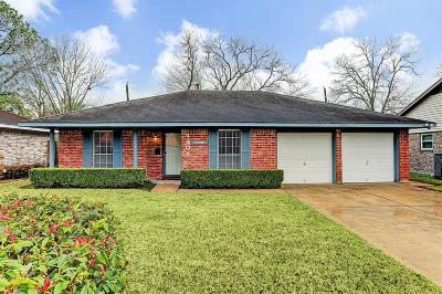 Pearland Single Family Home For Sale: 4908 Elm Street