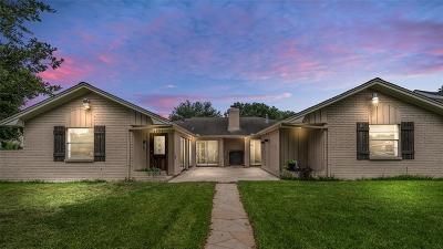 Pasadena Single Family Home For Sale: 1906 Leneva Lane