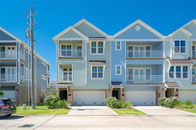 League City Condo/Townhouse For Sale: 2709 Veranda Terrace