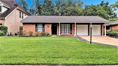 Houston Single Family Home For Sale: 5515 Darnell Street